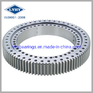 Single Row Crossed Roller Slewing Ring Bearing Rolling Bearing