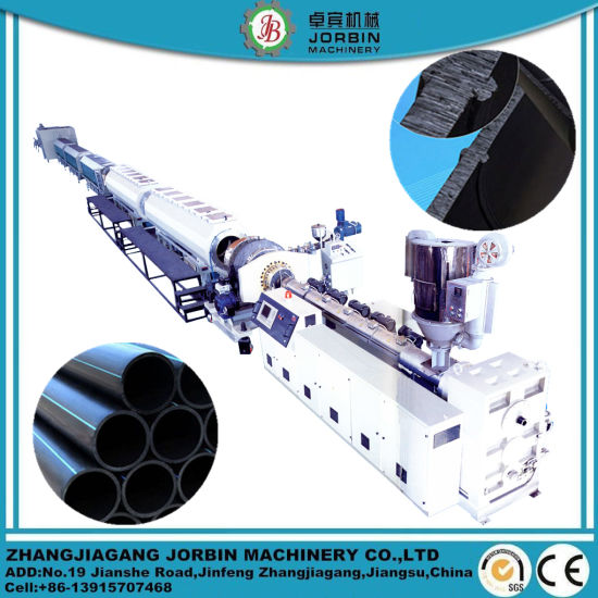 16-63mm Single Screw Extruder HDPE PP Pipe Production Machine