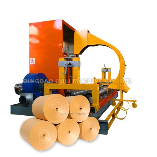 New Design Circular Saw Blade Paper Slitting Machine, Paper Rolls Repair Cutting Machine