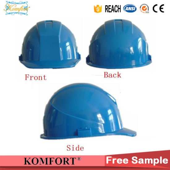 ABS Blue Safety Construction Working Helmet JMC 323G