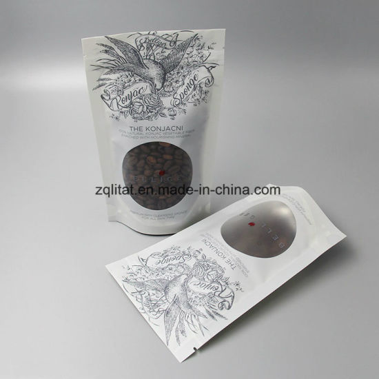 Stand up Plastic Packaging Bag for Snack, Food, Tea, Coffee pictures & photos