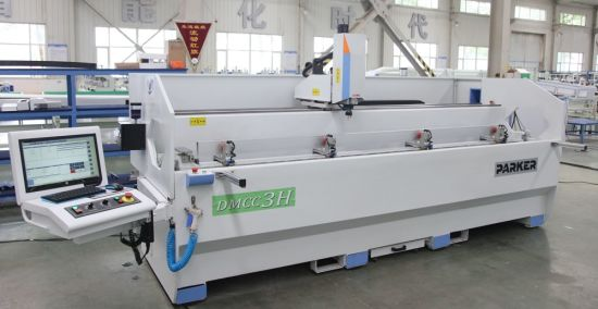 Aluminum Window and Curtain Wall CNC Milling Machine pictures & photos