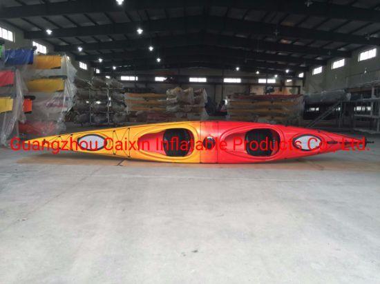 Professional Polyethylene Sit in Kayak Canoe Ocean Kayak Canoe