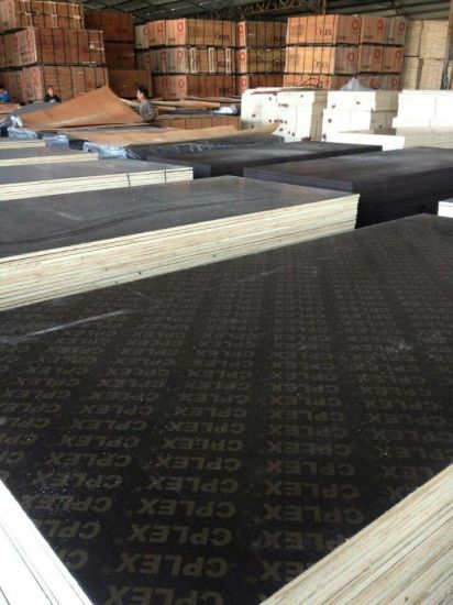China Hot Sale Black/Brown/Red Film Faced Plywood