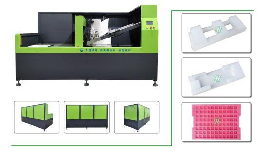 EPE XPE EPP EVA Foam Automatic Laminating Machine by Hot Air