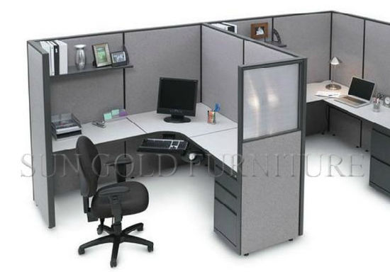 High End and Cheap Office Modular Workstation Table (SZ-WS106) pictures & photos