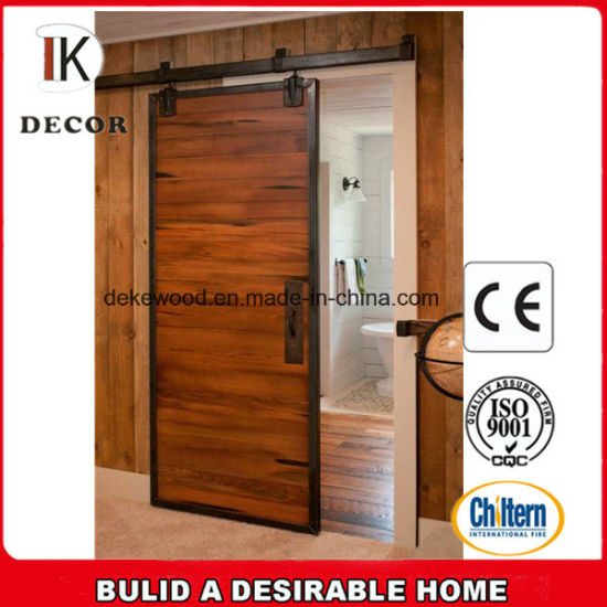 China High Quality Interior Sliding Barn Doors Swing Doors On Sale