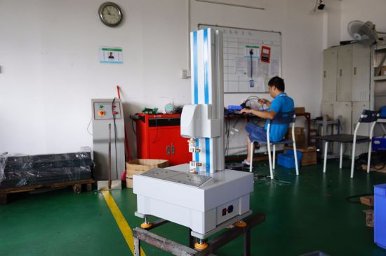 Peel Force Test Machine / Peel Adhesion Tester / Peel Resistance Test Equipment pictures & photos