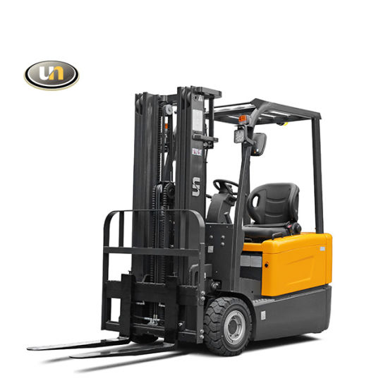 2.0t 3-Wheel Electric Forklift pictures & photos