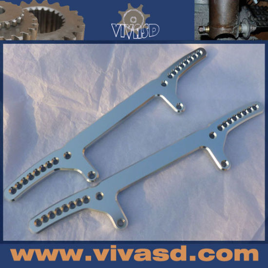 High Precision CNC Machined Aluminum Parts Stamping Punching Parts pictures & photos