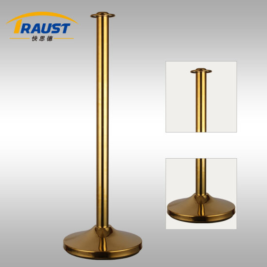 High Quanlity Stainless Steel Crowd Control Queue Stanchions, Queue Barrier
