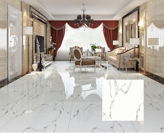 Foshan Factory Glazed Polished Porcelain Ceramic Floor Tile