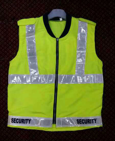 Malaysia Market High Visibility Custom Workwear Reflective Safety Vest pictures & photos