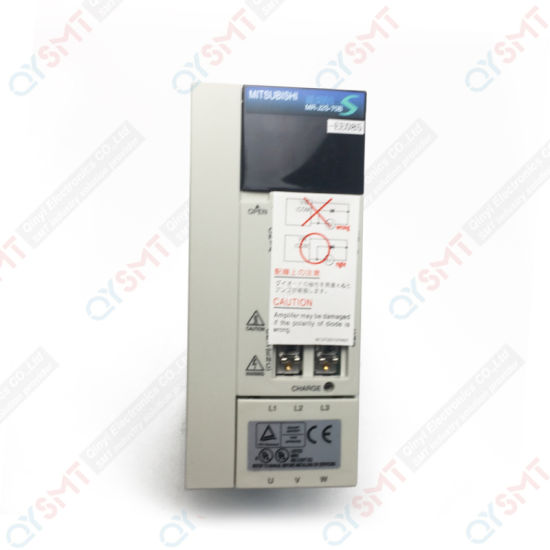 SMT Pick and Place Machine Panasonic Mitsubishi AC Servo Amplifier Mr-J2s-70b-Ee085 pictures & photos