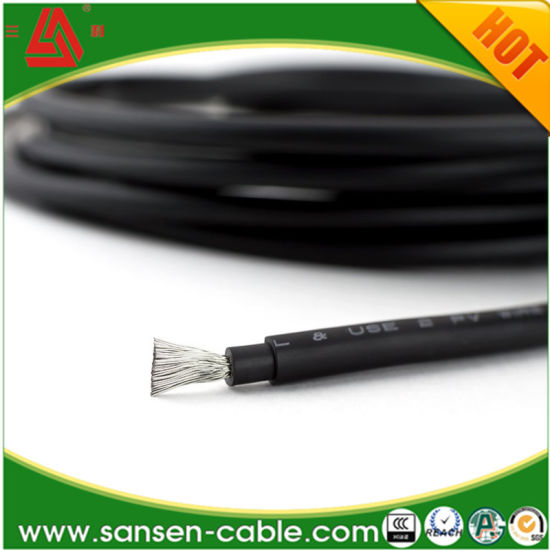 10 AWG and 12 AWG UL Solar Panel Extension Cable Wire with MC4 Connectors PV