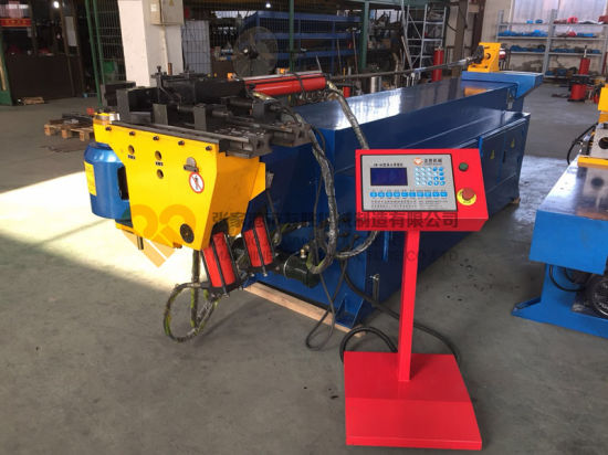 Tube Bending Machine Dw-75nc pictures & photos