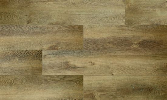 China 4 Mm Pvc Vinyl Plank Floor Covering Loose Lay Click Dry