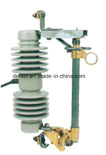 Drop out Fuse/ Arrester/ Insulator /Porcelain Outdoor Drop out Fuse/ Switch Cutout for Short Circuit Protection with Drop out Function/Electric Fuse/Protection