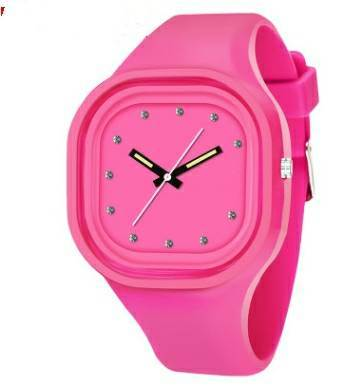 Popular Design Silicone Jelly Watch Silicone Wrist Watches, Colorful Watches (DC-449) pictures & photos