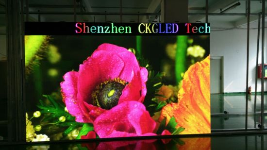 P3.91 Outdoors Rental Advertising LED Display pictures & photos