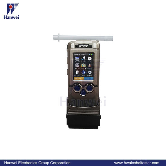 China Professional Police Breath Alcohol Tester with Inbuilt