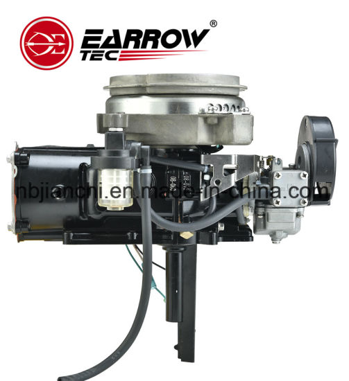 5HP Outboard Motor 2stroke Water Cooling Engine/ Marine Boat Engine pictures & photos
