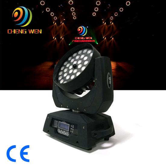 Wholesale China Manufacturer 36*18W LED Beam Moving Head Light