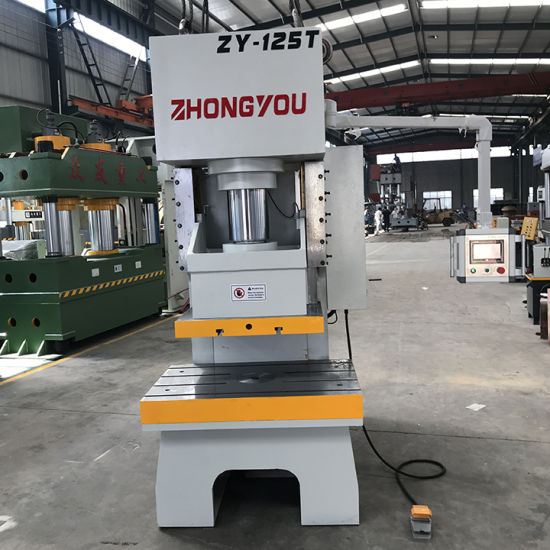 CNC Metal Stamping Machine