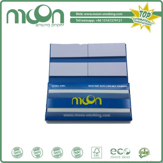 Double Window Finest Quality Rolling Paper