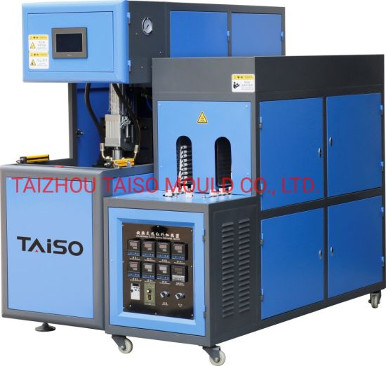 Semiautomatic Bottling/Bottle Blow/Blowing Machine/Machinery/Water Machine/Plastic Machine/Plastic Machinery/Plastic Injection Molding Machine with CE