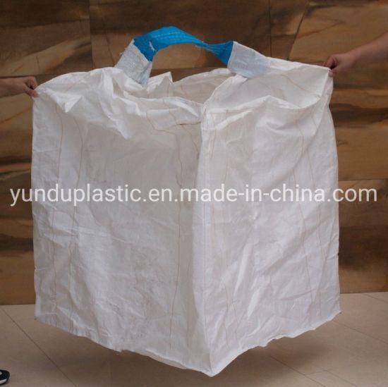 * 4 unid 90 x 90 cm-bags bigbag fibc 1000kg carga estructural Big Bag 100 cm de altura