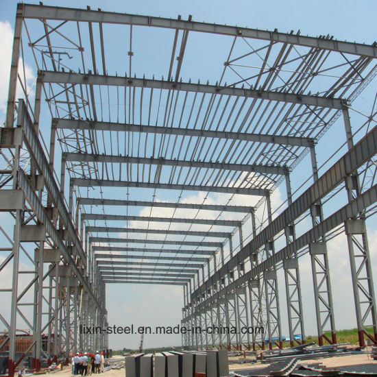 Prefabricated Modular House Steel Structure Frame Warehouse Workshop Building