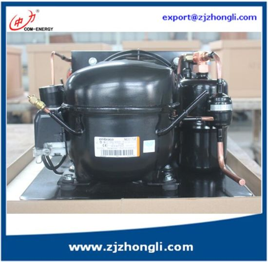 China Embraco Condensing Units in Refrigerant R22, R134A