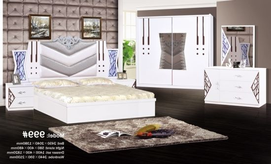 2019 Cheap Price Bedroom Sets White Series Hot Selling to ...