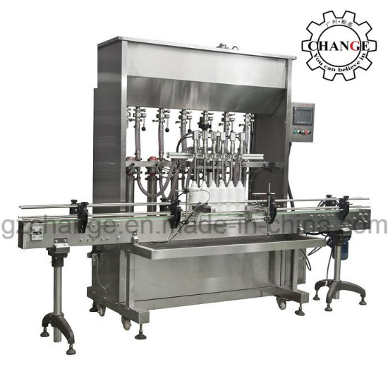 Top Grade Capping Labeling Liquid Filling Machinery