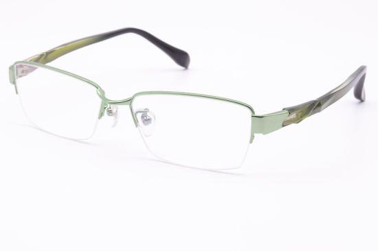Factory Custom New Design Fashion Classic High Quality Metal Optical Frames Eyewear Eyeglasses