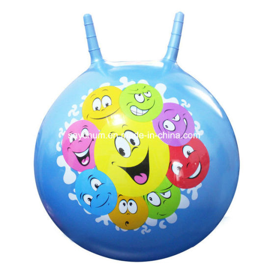 Inflatable Massage Jumping Ball for Children Health Care PVC Material Bouncing Balance Ball pictures & photos