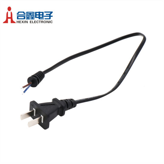 China CCC 2 Blades Detachable Cable Extension Cord - China