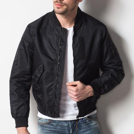 China Long Sleeve Fashion Design New Style Winter Jacket Men China Winter Jacket And Man Jacket Price