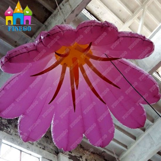 China party decoration wedding decoration stage decoration led party decoration wedding decoration stage decoration led colorful inflatable flowers junglespirit Gallery