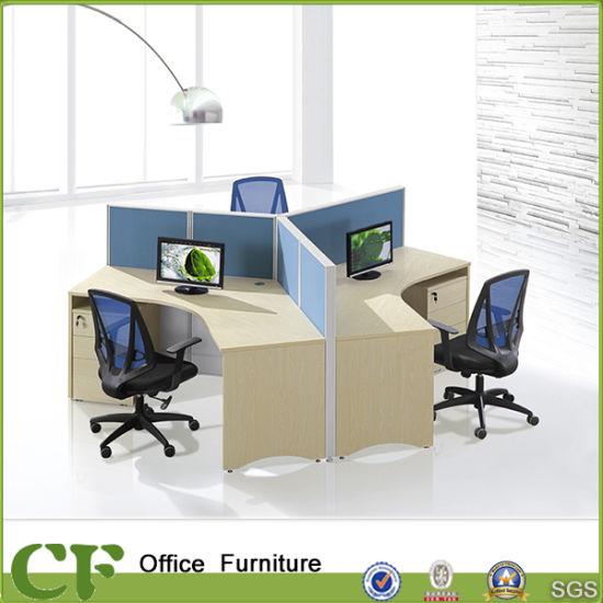 Chuangfan CF W805 Office Workstation U Shaped Desk Office Depot