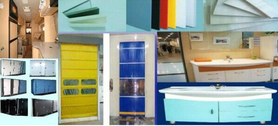 Bathroom Cabinet Board / Other Frniture Board Making Machine pictures & photos