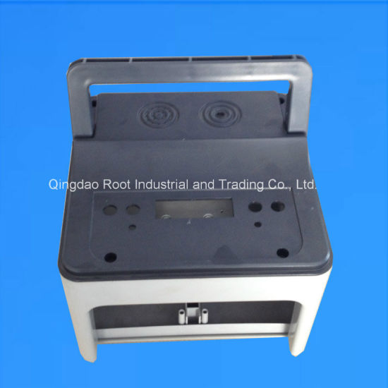 Customized Plastic Injection Moulded Parts for Tool Cover pictures & photos