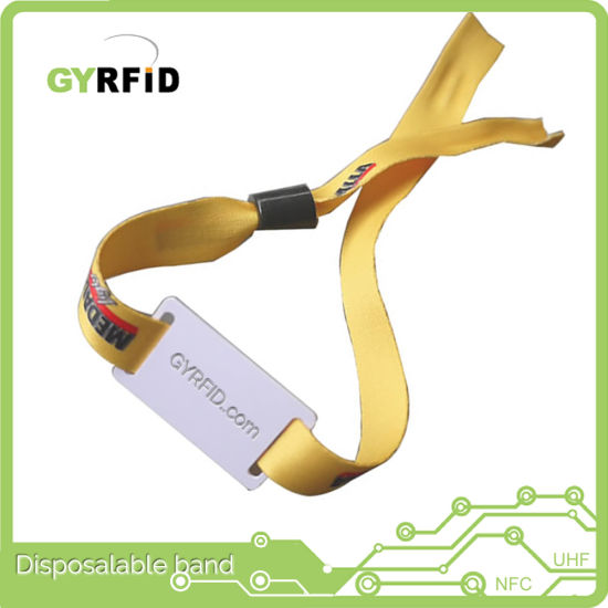 Watch RFID Human RFID Tags for Health Care (WRA13) pictures & photos