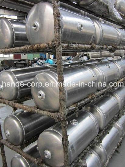 Truck and Trailer Air Brake System Aluminium Air Tank/Air Reservoir