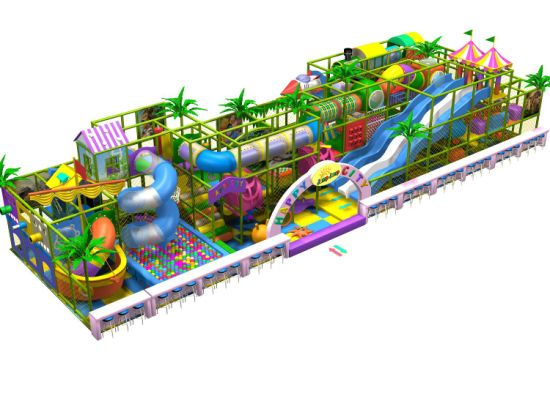 Factory Price New Theme Indoor Toddler Playground for Sale (TY-0120518)