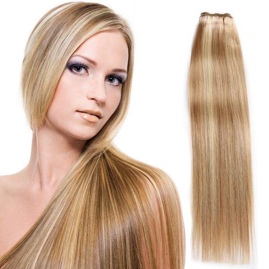 Brazilian Virgin Straight Hair Remy Human Hair Weft