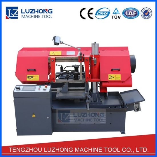 Metal Band Sawing Machine Ghs4235 CNC Band Saw Cutting Machine pictures & photos