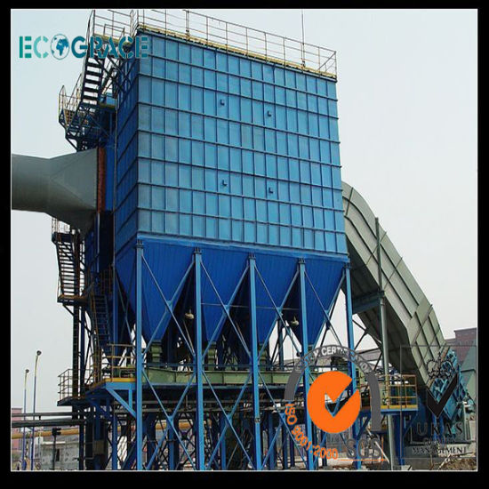 Industrial Bag Filter Dust Extractor Pulse Jet Dust Collector