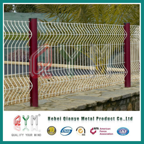 China Galvanized Welded Wire Mesh Fencing/ 3D Welded Mesh Panel ...
